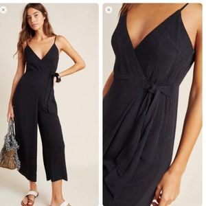 Anthropologie L space come together wrap jumpsuit